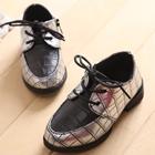 รองเท้าเด็กคุณชายสุดเท่ห์-สีเงิน-(5-คู่/แพ็ค)