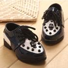 รองเท้าเด็กหัวกะโหลก-สีน้ำเงิน-(21-25)(5-คู่/แพ็ค)