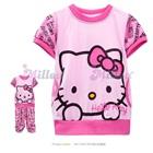 เสื้อกางเกง-Hello-Kitty-สีชมพู--(5size/pack)