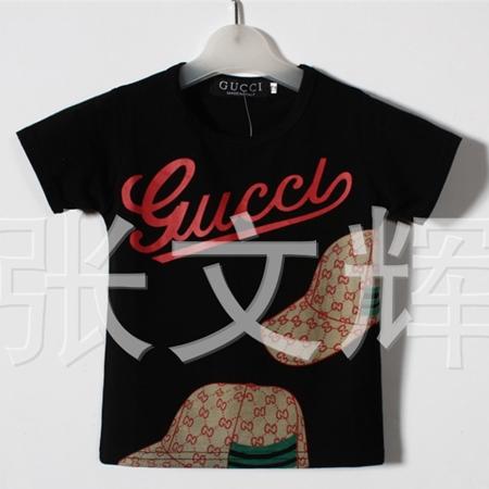 เสื้อยืดแขนสั้น Gucci สีขาว (5 ตัว/pack)