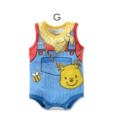 บอดี้สูทเด็ก Winnie the Pooh (3 size/pack)