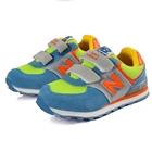 รองเท้าผ้าใบเด็ก-New-Balance-สีฟ้า-(6-คู่/แพ็ค)
