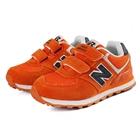 รองเท้าผ้าใบเด็ก-New-Balance-สีส้ม-(6-คู่/แพ็ค)