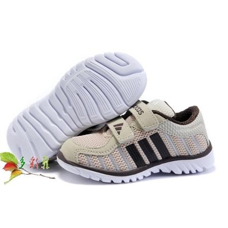 รองเท้าผ้าใบเด็ก Adidas สีครีม (6 คู่/แพ็ค)