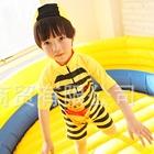 ชุดว่ายน้ำหมีพูลล์-สีเหลือง-(4-ตัว/pack)