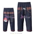 กางเกงขายาวหมีแพนดาสีกรม-(5size/pack)