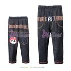 กางเกงขายาวหมีแพนดาสีเทา-(5size/pack)