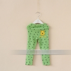 กางเกงเลกกิ้งขายาวหมีพูลล์-สีเขียว-(6-ตัว-/pack)