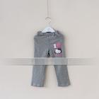กางเกงเลกกิ้งขายาว-Kitty-สีเทา-(5-ตัว-/pack)