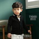 เสื้อสูทไฮโซ-Dinning-สีดำ-(5-ตัว/pack)