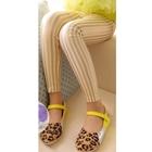 กางเกงขายาวลายทาง-สีทอง-(5-ตัว/pack)