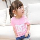 เสื้อแขนสั้น-Crazy-Brand-สีชมพู-(5ตัว/pack)