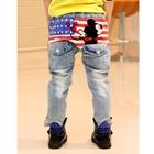 กางเกงยีนส์ขายาว-Micky-USA-(5ตัว/pack)