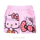 กางเกงขาสั้น-Hello-Kitty-สีชมพู-(5size/pack)