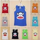 เสื้อกล้าม-Paul-Frank-ซ่าส์-คละสี-(9-ตัว/pack)