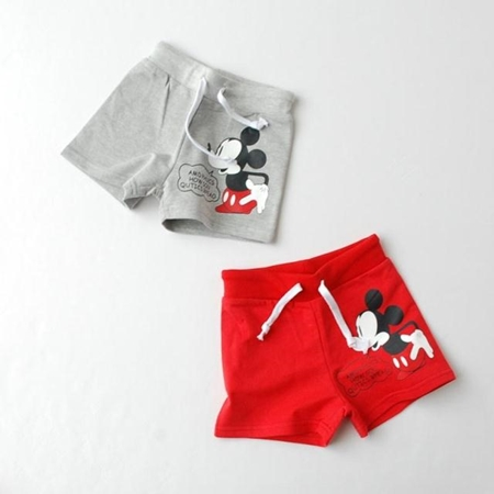 กางเกงขาสั้นมิกกี้ คละสี (5 ตัว/pack)