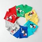 กางเกงขาสั้นมิกกี้-คละสี-(5-ตัว/pack)