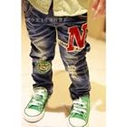 กางเกงยีนส์ขายาว-New-York-(5ตัว/pack)
