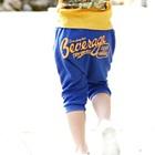กางเกงขาสามส่วน-Beverage-สีน้ำเงิน-(5size/pack)
