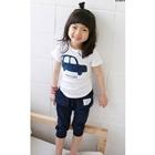 เซ็ทเสื้อกางเกงรถ-Hanabi-สีกรมท่า-(5-ตัว/pack)