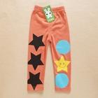 กางเกงขายาวลาย-STAR-สีส้ม-(5ตัว/pack)