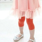 กางเกงเลกกิ้ง-สีส้ม-(5size/pack)