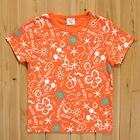 เสื้อยืด-Mickey-Holiday-สีส้ม-(5size/pack)