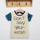 เสื้อแขนสั้ัน-Native-สีครีม-(5ตัว/pack)