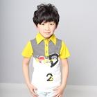 เสื้อโปโล-D2-สีเหลือง-(5-ตัว/pack)