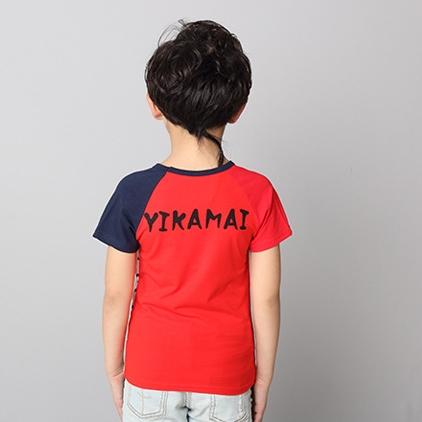 เสื้อแขนสั้ัน No.1 สีแดง (5ตัว/pack)