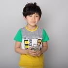 เสื้อแขนสั้ัน-BRIST-สีเหลือง-(5ตัว/pack)