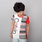 เสื้อแขนสั้ัน-Calvin-สีแดง-(5ตัว/pack)