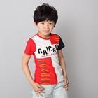 เสื้อแขนสั้ัน-Barcode-สีแดง-(5ตัว/pack)