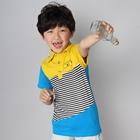 เสื้อโปโล-Mr.Lee-สีเหลือง-(5-ตัว/pack)