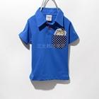 เสื้อโปโลหมีซ่อนแอบ-สีน้ำเงิน-(5-ตัว/pack)