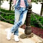 กางเกงยีนส์ขายาว-Sport-Outfit-(4ตัว/pack)