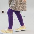 กางเกงเลกกิ้งขายาว-สีม่วง-(5size/pack)