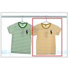 เสื้อแขนสั้ัน-Polo-Club-สีเหลือง-(5ตัว/pack)