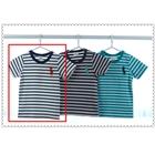 เสื้อแขนสั้ัน-Polo-Club-สีกรมท่า-(5ตัว/pack)