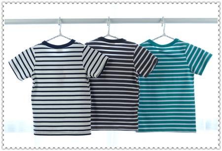 เสื้อแขนสั้ัน Polo Club สีเทาเข้ม (5ตัว/pack)