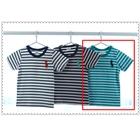 เสื้อแขนสั้ัน-Polo-Club-สีเขียวเข้ม-(5ตัว/pack)