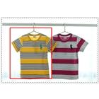 เสื้อแขนสั้ัน-Polo-สีเหลืองดำ-(5ตัว/pack)