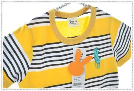 เสื้อแขนสั้ัน Polo สีเทาม่วง (5ตัว/pack)