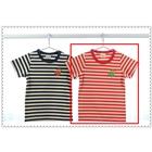 เสื้อแขนสั้ัน-PLAY-Comme-มงกุฏ-สีแดง-(5ตัว/pack)