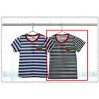 เสื้อแขนสั้ัน-PLAY-Comme-คู่-สีดำ-(5ตัว/pack)