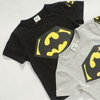 เสื้อยืดแขนสั้น-Batman-สีดำ-(5size/pack)