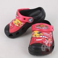 รองเท้าเด็กรถแข่ง-สีแดงดำ-(15-คู่/แพ็ค)