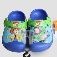 รองเท้าเด็ก-Toy-Story-สีฟ้า-(10-คู่/แพ็ค)