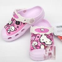 รองเท้าเด็ก-Hello-Kitty-สีชมพู-(10-คู่/แพ็ค)