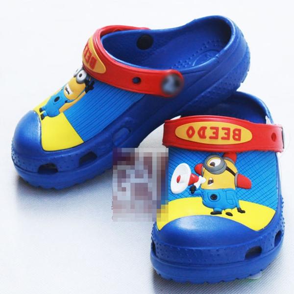 รองเท้าเด็ก BEEDO สีน้ำเงิน (10 คู่/แพ็ค)